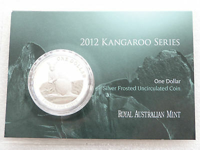2012 Australia Rock Wallaby Kangaroo $1 One Dollar Silver 1oz Coin Pack