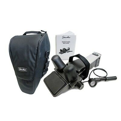 Saunders Cervical Home Deluxe Traction Device with Carrying Case
