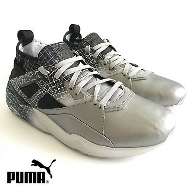 design intemporel b5b9e db3ca PUMA BLAZE OF Glory Chaussette Coeur Trinomic Homme Chaussures Course  Taille 9.5