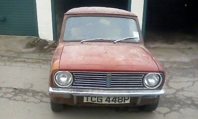classic mini clubman estate