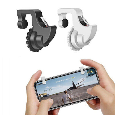 Gaming Trigger Phone Game PUBG Mobile Controller Gamepad*for Android IOS iPhone