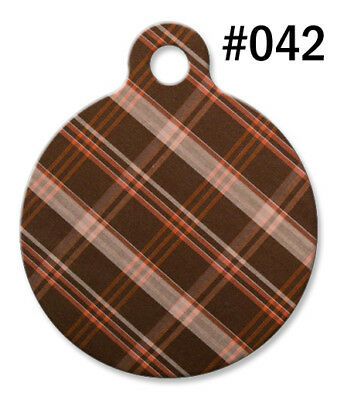 Dog Tag Art Personalized Pet ID Tags for Dogs and Cats. Made in USA ~ Design#042