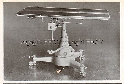 Royal Veterinary College RVC Canine Operating Tables Dog Surgery, 1930s Prints