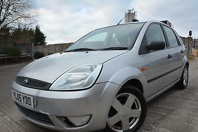 Ford Fiesta Zetec 1.25 5 Door*full Service History*1 Lady Owner 11 Years*