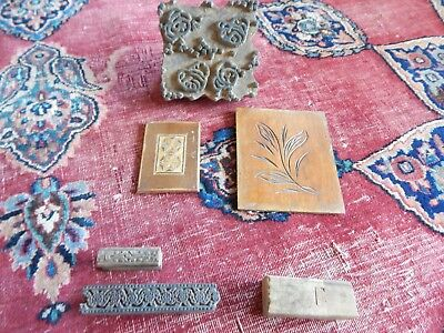 joblot of small wooden items