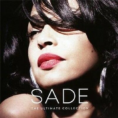 Sade - The Ultimate Collection - 2CDs Neu & OVP - Best Of - 29 Greatest Hits