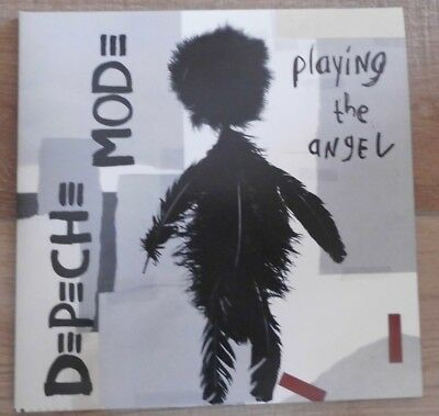 DEPECHE MODE - PLAYING THE ANGEL - 2 LP Vinyl