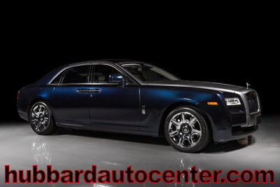 2011 Rolls-Royce Ghost 4dr Sedan 2011 Rolls Royce Ghost. Low Miles, Loaded with Equippment, WOW!
