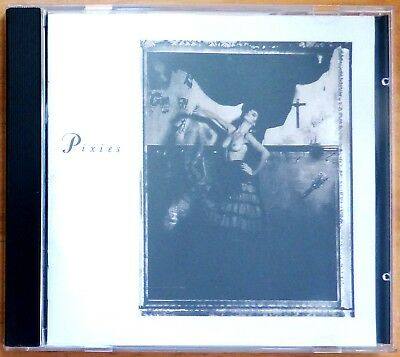 Pixies ‎– Surfer Rosa & Come On Pilgrim (1988), CD, Rough Trade