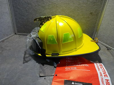 New Morning Pride Ben Franklin Firefighter Helmet with Goggles