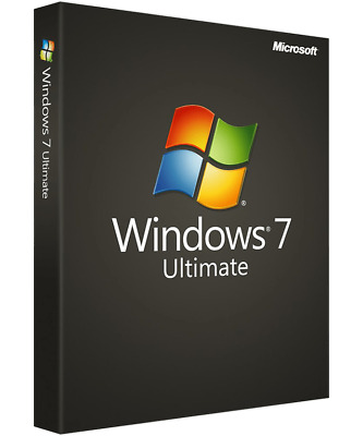 Windows 7 Ultimate 32/64 ISO (Download only) - No Key - English w/ BONUS!