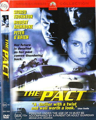 The Pact (DVD, 2004) R4 Ex Rental