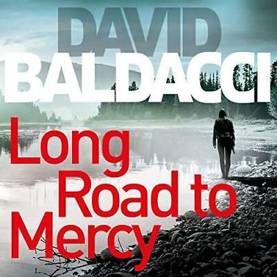 Long Road to Mercy By David Baldacci - Audiobook