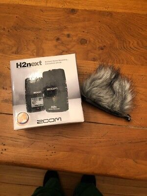 Zoom H2n Handy Recorder Portable Digital Audio Recorder  NEW Stereo XY, MS, VR