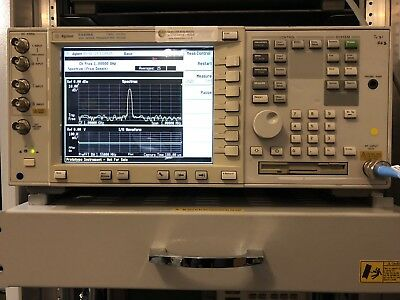 Agilent HP E4406A 7MHz-4GHz Transmitter Tester With Spectrum Analyzer Function