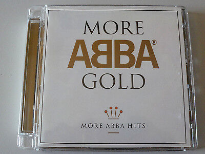 MORE ABBA GOLD - MORE ABBA HITS CD 2008 Polar - Universal IN A GREAT CONDITION