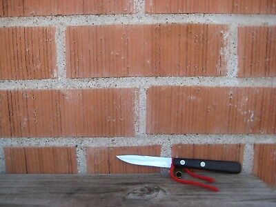 "Vintage 3"" Blade * CRAFTSMAN * Rare 1940s Sears Vanadium Steel Paring Knife USA"