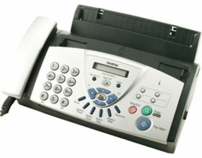 Brother FAX-837MCS Plain Paper Fax Machine