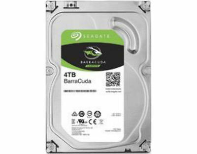 "Seagate Barracuda 3.5"" 4TB HDD for Desktop"