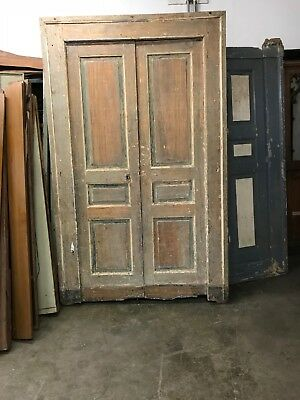 Beautiful Late 18th century imported Italian Church doors