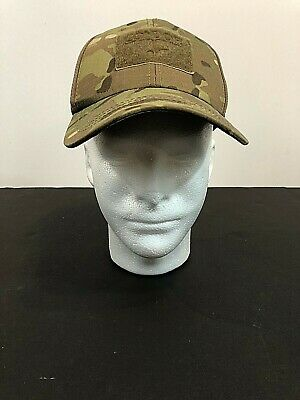 CONDOR - MULTICAM Flex Fit Tactical Outdoor Hat/Cap - S / M - 18818