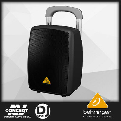 Behringer MPA40BT-Pro All-In-One Portable Battery Power Bluetooth  PA System