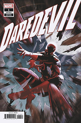 Daredevil 1  1:50  Campbell  Variant- Nm!!!
