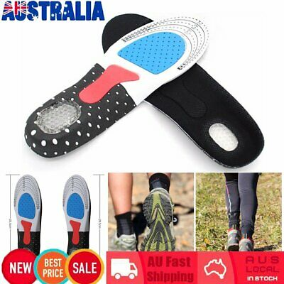 Insoles Arch Support Insert Plantar Fasciitis Orthotic Shoes Insert Orthotics OZ