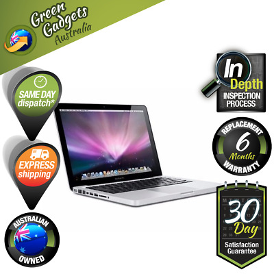 Macbook Pro 13 Mid '12 A1278 Non Retina i5 2.5GHz i7 2.9GHz 9,2 Slight Imperfect