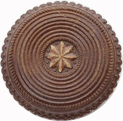 "16th Plate ""OREO"" Thermoplastic Union Case, Berg #3-525, Brown"