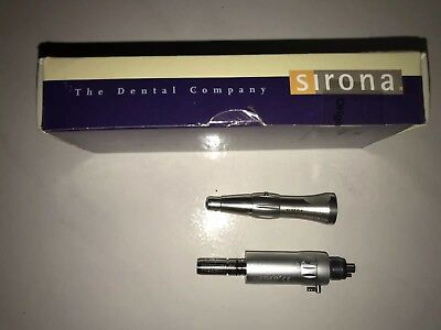 Sirona Straight dental handpiece for surgery and hygiene T2 Revo RH 40.