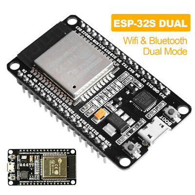 ESP-32S ESP32 NodeMCU Development Board Wifi Bluetooth Dual Module 2.4GHz 1PC