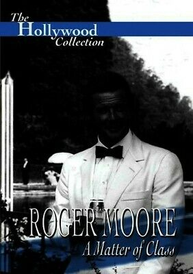 Roger Moore: A Matter of Class (DVD Used Very Good)