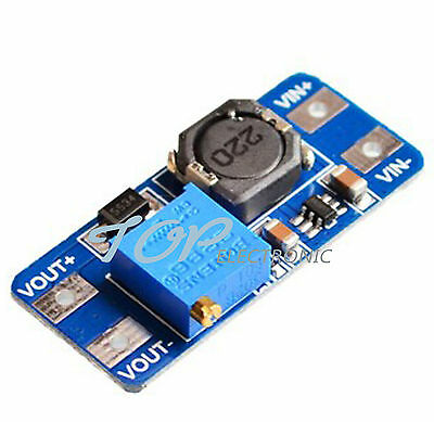 5PCS MT3608 DC-DC Step Up Power Apply Module Booster Power Module 2A for Arduino