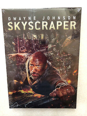 Skyscraper dvd (Hardcase Edition) *CLEARANCE SALE*