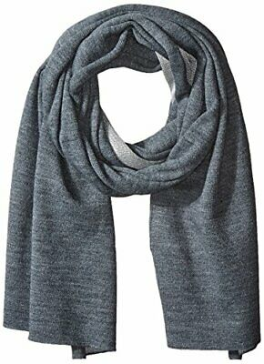 Armani Exchange Men's Reversible Bicolor Two-Way Knit Scarf