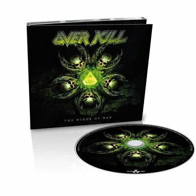 Overkill - The Wings Of War (CD Digipak Limited Edt. - Presale 22/02)