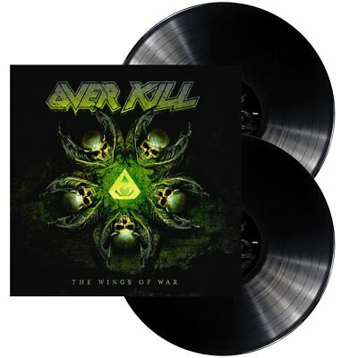 Overkill - The Wings Of War (2LP - Presale 22/02)