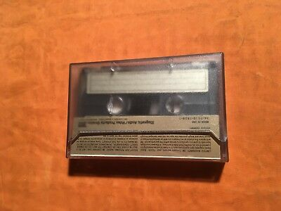 1 x Scotch METAFINE 46 Cassette,IEC IV/Metal Position,guter Zustand,rare,1981
