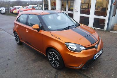 MG/ MGF MG3 1.5 VTi-Tech ( 106ps ) 2014MY 3Style Lux