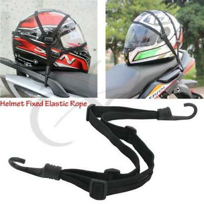 60cm Motorcycle Strength Retractable Helmet Luggage Fixed Elastic Rope Strap SW