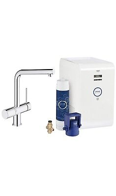Grohe Blue Minta Professional Starter Kit chilled Sparkling Tap