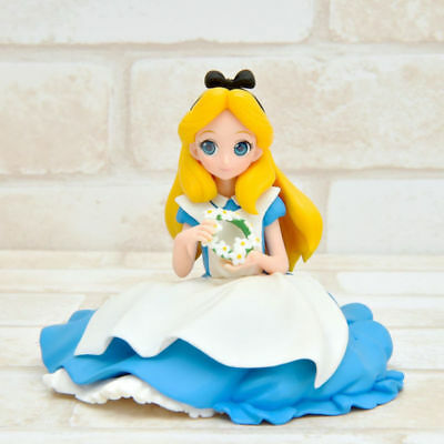 Characters Crystalux Alice in Wonderland Alice Figure New No Box