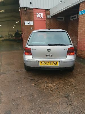"Vw Golf Gti Turbo Mk4 ""spares Or Repair"""