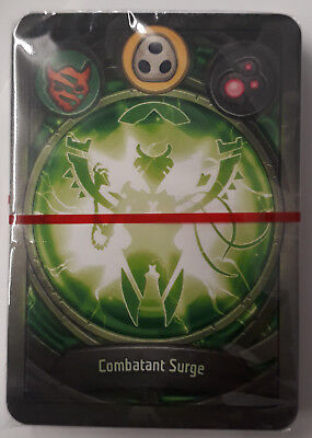 Keyforge Deck Combatant Surge Sealed with Box