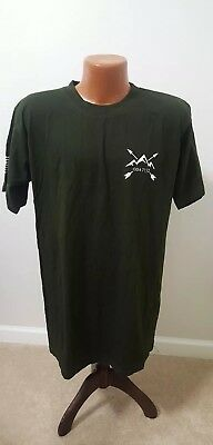 US Army 7th Special Forces Group ODA-7132 Green Beret SOF Shirt - XL NWOT