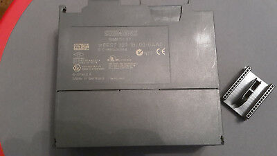 Siemens Simatic S7 Digital IN,6ES7 321-1BL00-0AA0,6ES7321-1BL00-0AA0,E:04