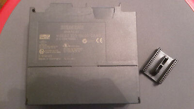 Siemens Simatic S7 Digital IN,6ES7 321-1BL00-0AA0,6ES7321-1BL00-0AA0,E:05