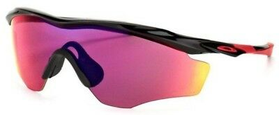 3e456fa87b OAKLEY M2 FRAME XL Sunglasses OO9343-08 Polished Black Prizm Road ...