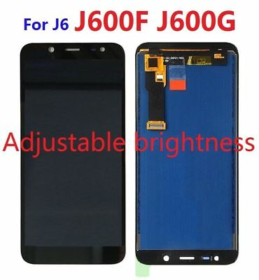 For Samsung Galaxy J6 2018 SM-J600F J600FN LCD Screen Display Touch Digitizer